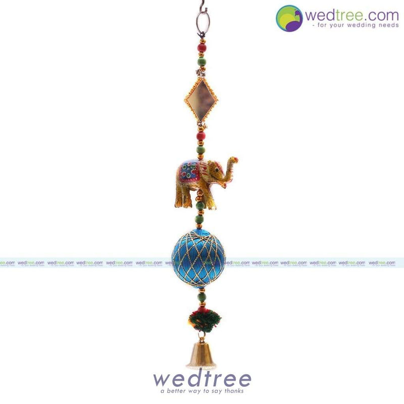 Thoranam With Elephant And Ball Home Decors