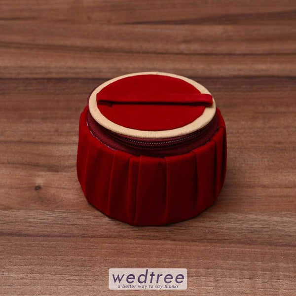 Velvet Bangle Box - W3561 Jewellery Holder