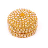 Pearl Kumkum Holder Set of 3 W1694 Return gift at $2.44