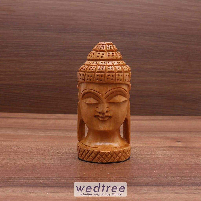 Wooden Buddha Small Home Decors