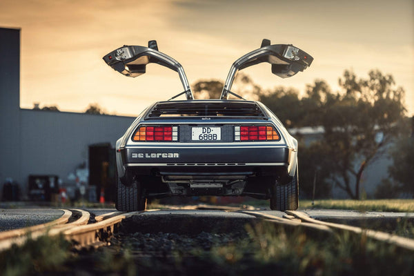 DeLorean, the Eternal Design