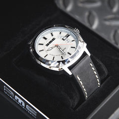 ALPHA DMC SILVER DMC WATCHES