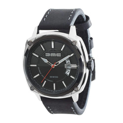 DMC Watches Black / gb Alpha DMC Black