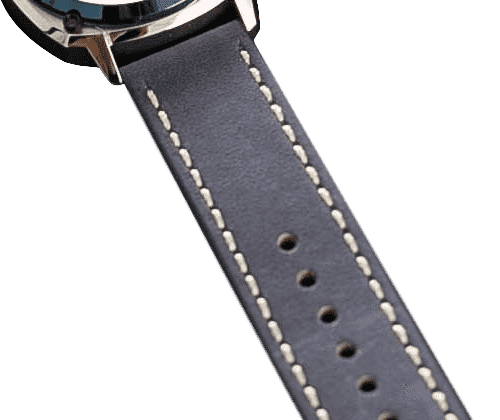 DMC Watches replacement straps Alpha Blue Strap