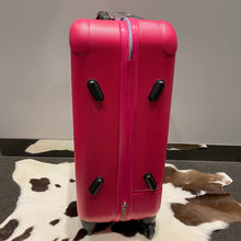 PINK US POLO ASSN. SUITCASE MED