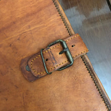 Leather A5 Cover with buckle