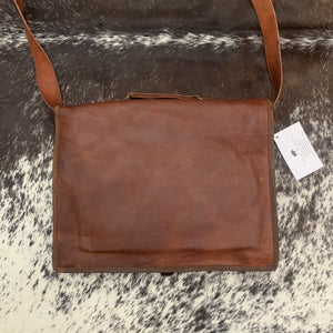 "Laptop satchel 14.5""  (without outside pocket "")"