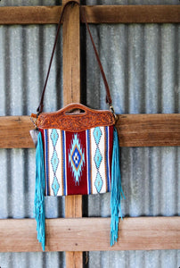 'Party in the USA' handbag 4 • Fringe