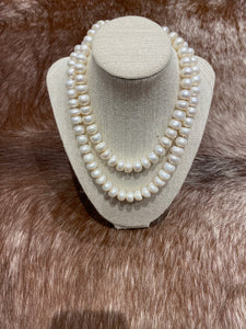 Freshwater pearls Necklace #366