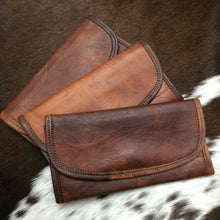 Leather Wallet Re-Stocked