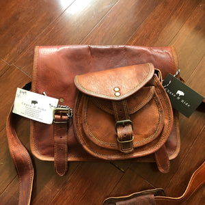 Small Handbag leather