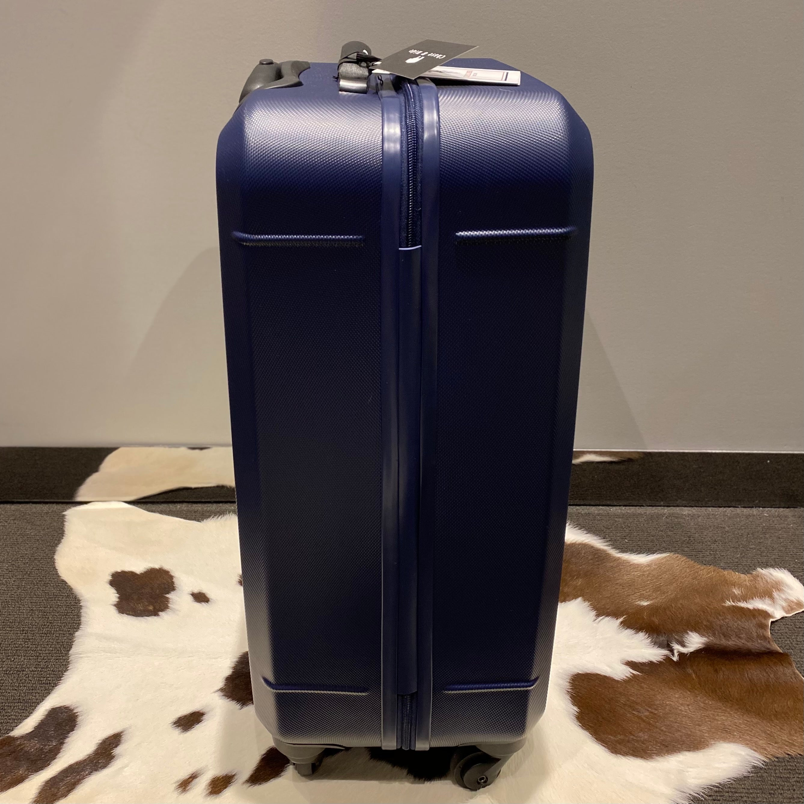 NAVY US POLO ASSN. SUITCASE MED