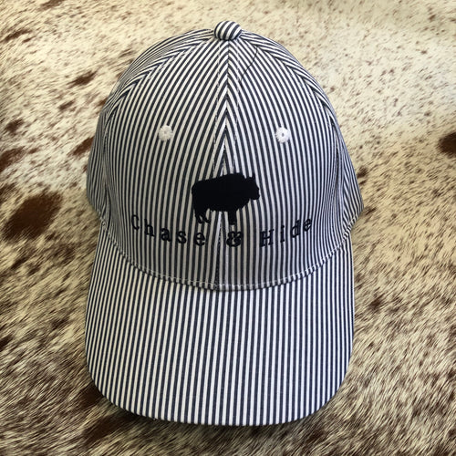 Cap Navy & White