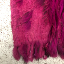 PINK Fur Vest SIZE SMALL IN STOCK