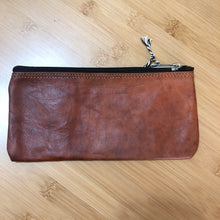 Leather Zip Case