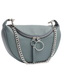 Teal Saddle Bag #364