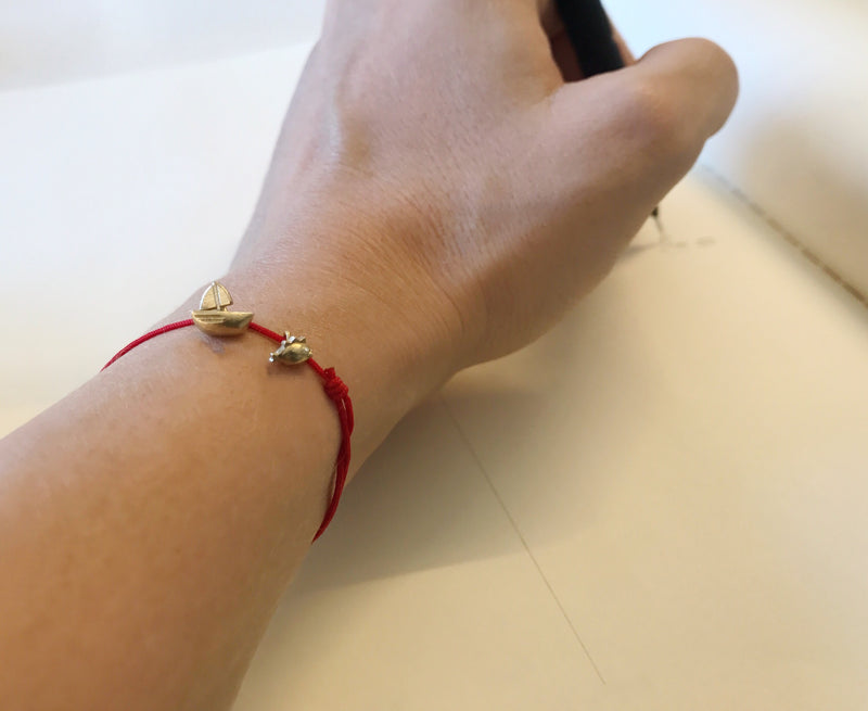 The Red String Effect