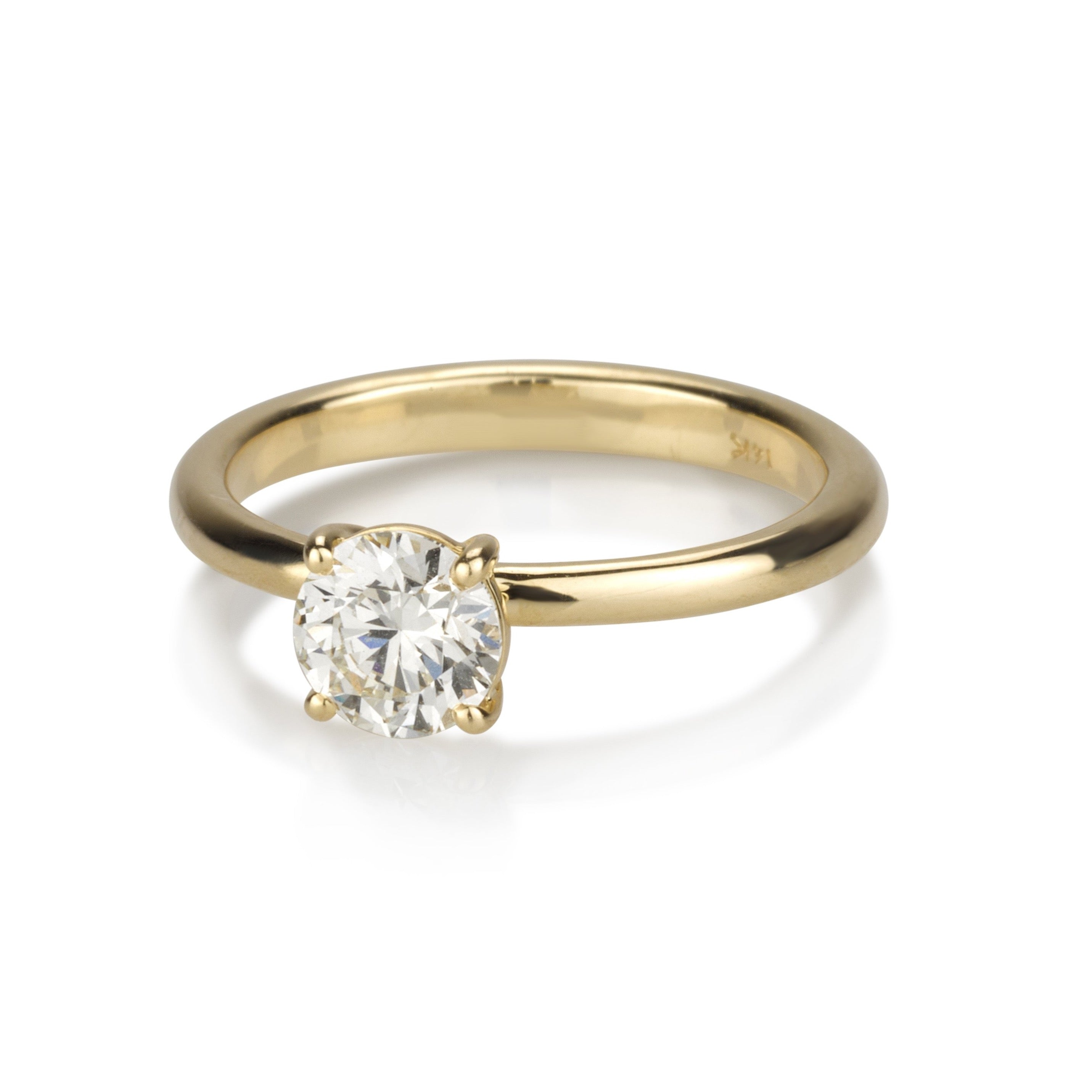 Noam's Diamond Ring