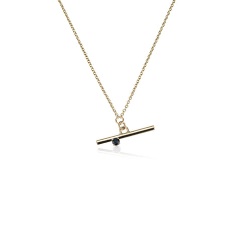 Gold Line Necklace