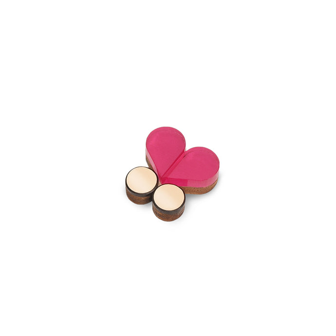 Okiiko Love Bug Pin