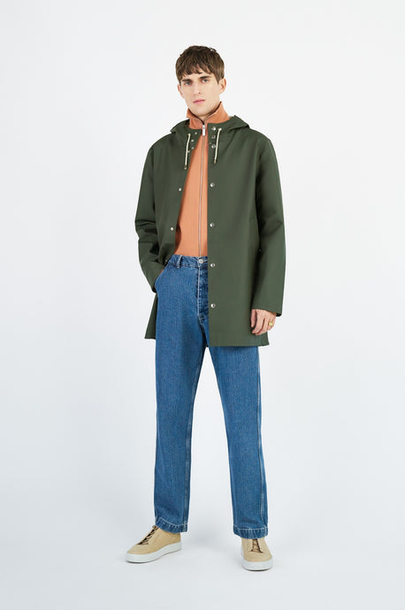 STUTTERHEIM Stockholm Raincoat Green