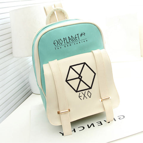 EXO Casual Travel Backpack 2017