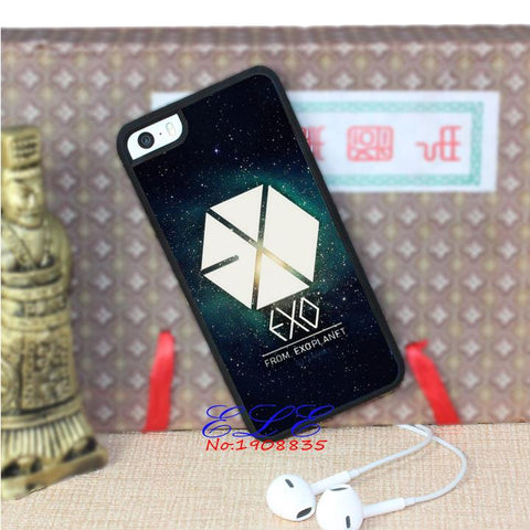EXO Fashion Cell Phone Cases(iPhone)