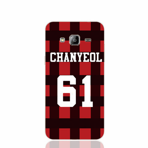 EXO CHANYEOL 61 Phone Case Cover (SAMSUNG J SERIES)