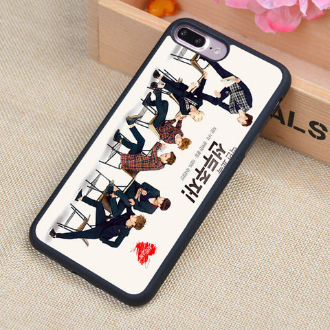 EXO Cool Band Printed Phone Case(iPhone)