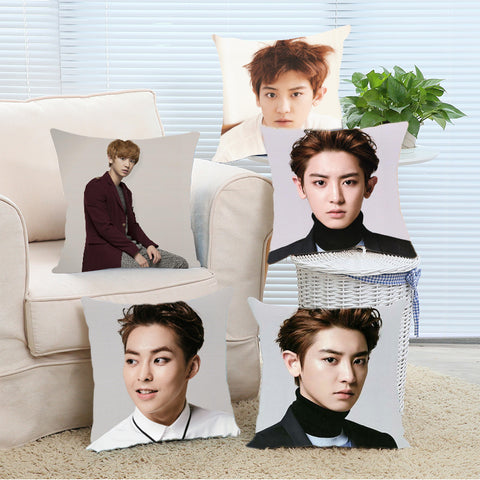 EXO Chanyeol Pillow Cases