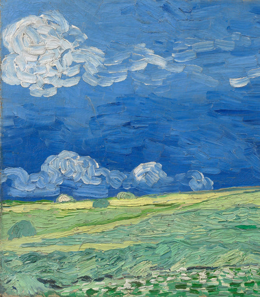 SANDWICHBIKES WF2 Van Gogh Wheatfield under Thundercloud