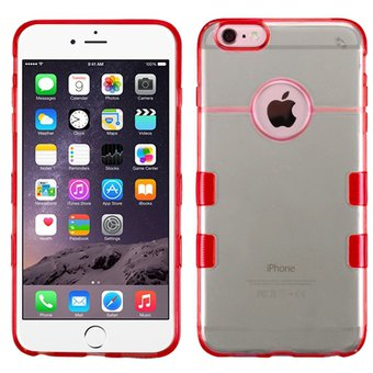 Funda Protector Case Transparente para iPhone 6 plus /6s plus