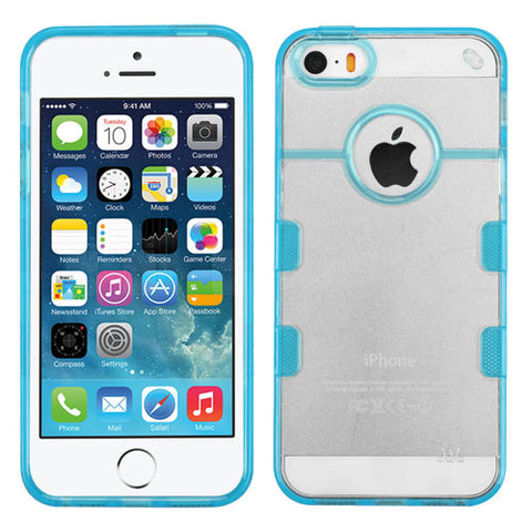 Funda Protector Case Transparente para iPhone 5/5s/SE