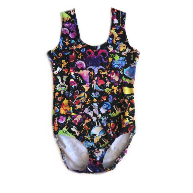 Character Silo Women's Leotard