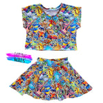 Pixi Sketch Two Piece Set