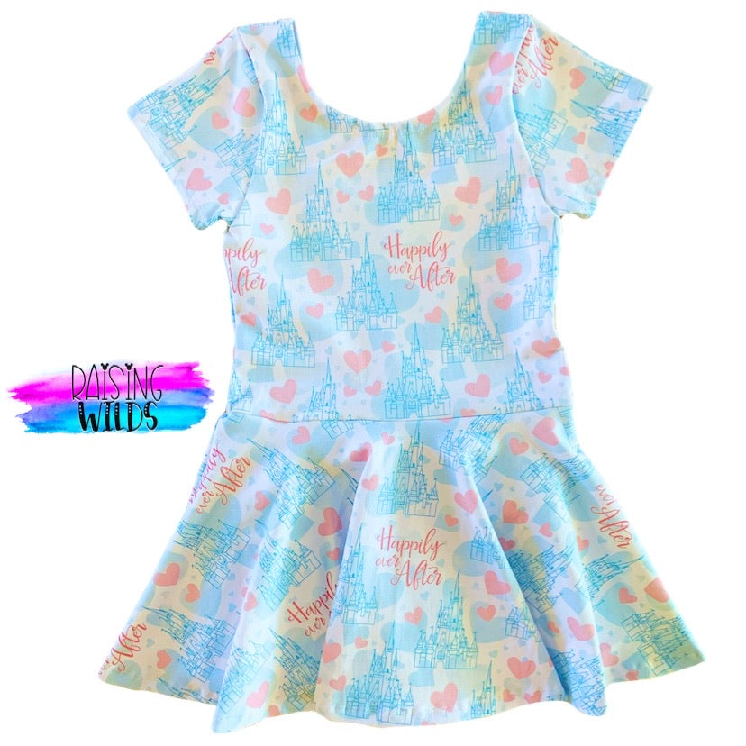 Happily Ever After Peplum