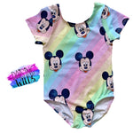Pastel Mouse Regular Leotard