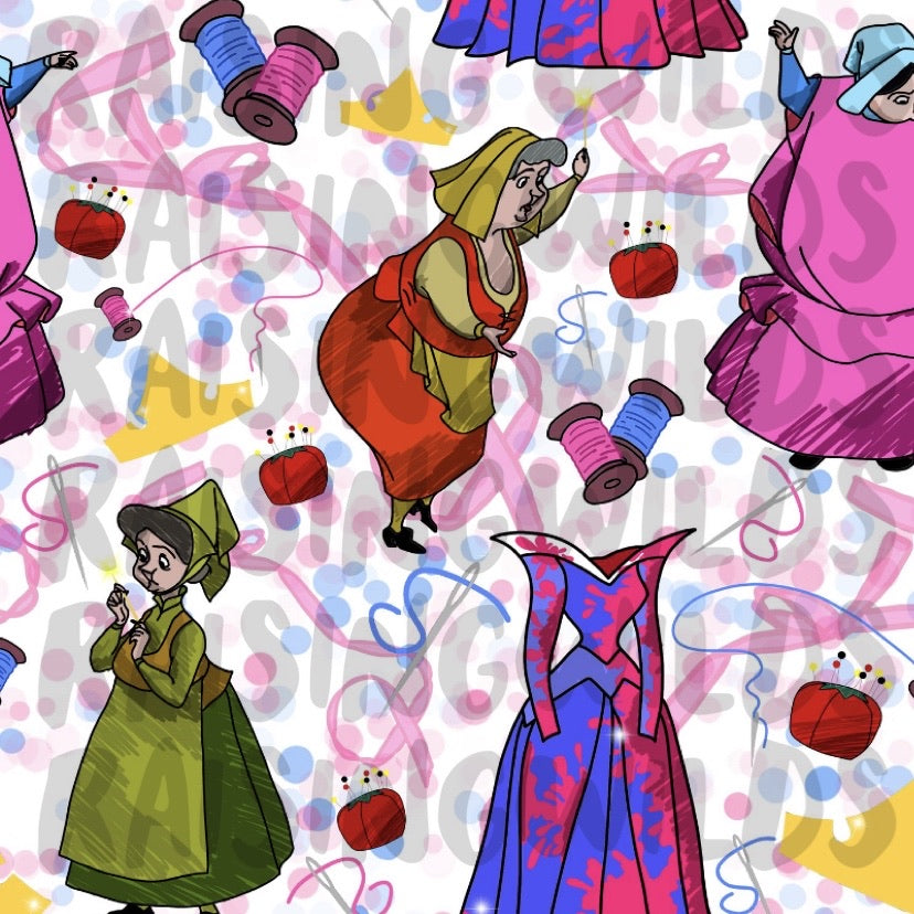 PREORDER Exclusive Fairies Twirl Dress