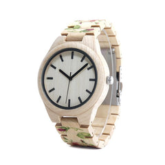 Limited Edition Wooden Watch
