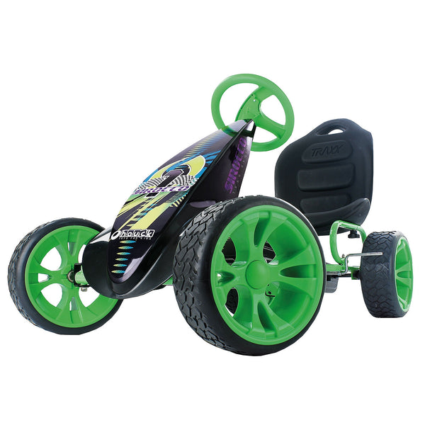 Hauck Sirocco Pedal Go Kart, Green