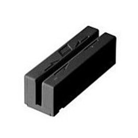 NOB MagTek 21040079 Magnetic Card Reader - Serial RS-232 - External - Black