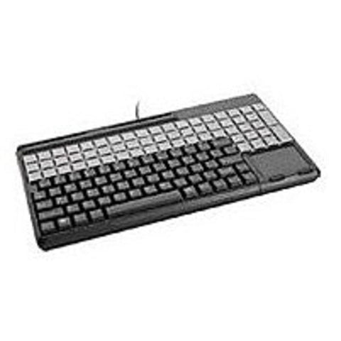 NOB Cherry Advanced Performance Line G86-61411EUADAA SPOS Wired Qwerty External Keyboard - USB - Black