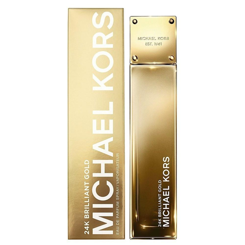 24K Brillant Gold by Michael Kors Eau de Parfum Spray for Women 3.4oz