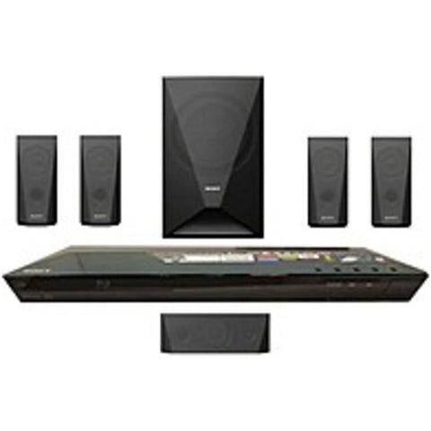 Sony BDV-E3100 3D Blu-ray Home Theater System with Wi-Fi - 5.1 Channel - 1000 Watts