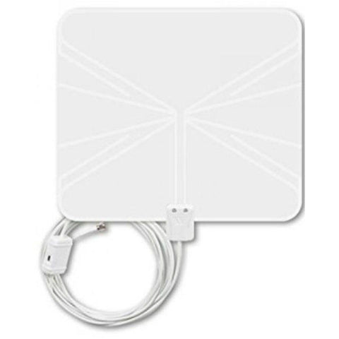 B Winegard FL5500Y Flatwave Amplified Indoor HDTV Antenna - White