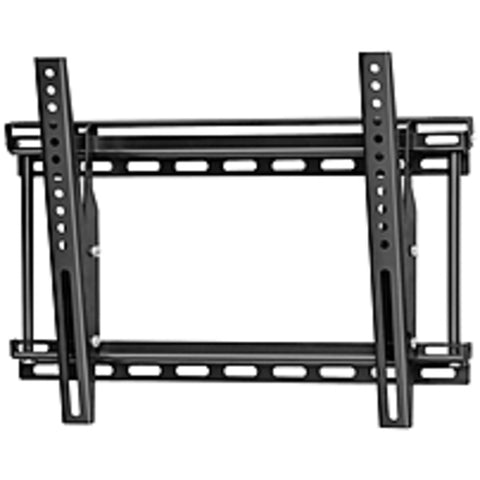 NOB Ergotron Neo-Flex 60-613 Wall Mount for Flat Panel Display - 23 to 42 Screen Support - 80 lb Load Capacity - Black