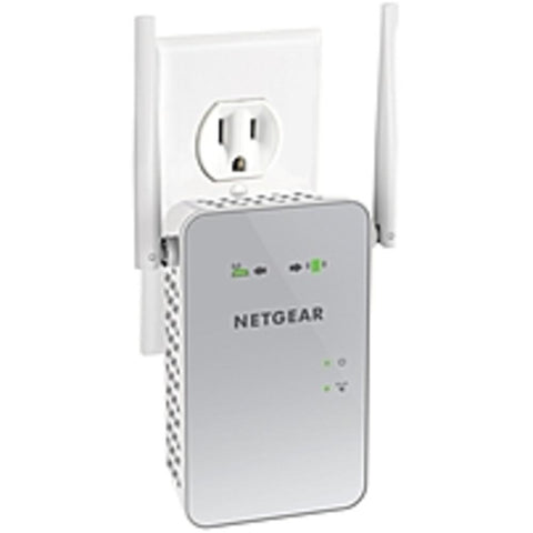 NOB Netgear EX6150 IEEE 802.11ac 1.17 Gbit/s Wireless Range Extender - 2.40 GHz, 5 GHz - 2 x External Antenna(s) - 1 x Network (RJ-45) - Wall Mountable, Desktop