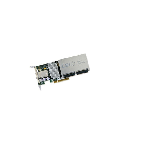 LSI Logic MegaRaid 8110-4e 200GB SSD Nand PCI Express 3.0 x8 Low Profile RAID Application Acceleration Card LSI00395