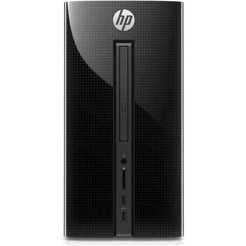 HP Pavilion 570-p010 Desktop PC with Intel Core i3-7100 Processor, 8GB Memory, 1TB Hard Drive and Windows 10 Home (Monitor Not Included)