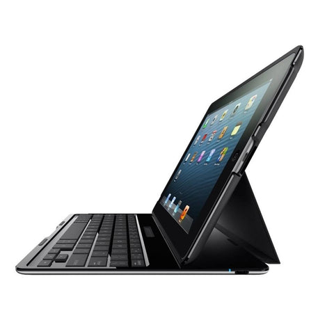 Belkin Ultimate Wireless Keyboard Folio Case For Ipad 2 3rd Gen 4th F5L149ttBLK